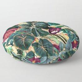 Floral and Birds XLII Floor Pillow