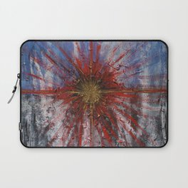 Space Explosion Laptop Sleeve
