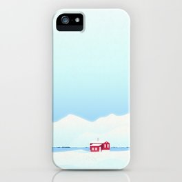 Dale-bay winters iPhone Case