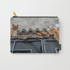 A Bunch of Cats Carry-All Pouch