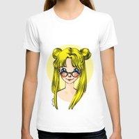sailormoon T-shirts featuring Usagi Sukino by Sailisally