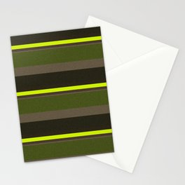Cactus Garden Stripes 5H Stationery Cards