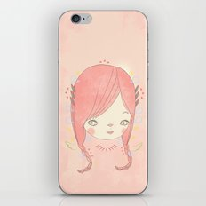 소녀 THIS GIRL iPhone & iPod Skin