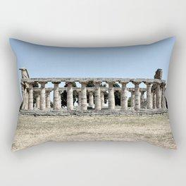 Paestum 04 Rectangular Pillow