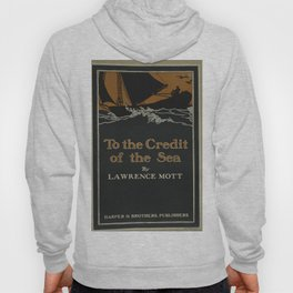 Vintage Posters 193 To the credit of the sea Hoody