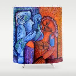 Serenade Shower Curtain