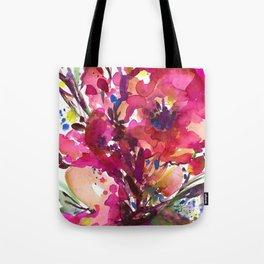 Floral Dance No. 3 Tote Bag