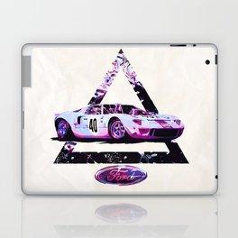 Ford Gt40// Le Mans Race Cars Laptop & iPad Skin