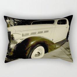 Super 8 Rectangular Pillow