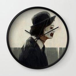 A Change of Heart Wall Clock