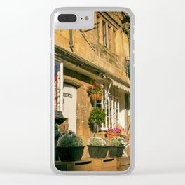 Sunny Chipping Campden Clear iPhone Case