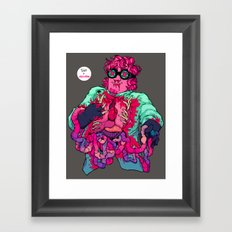 For science Framed Art Print