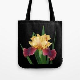Iris 'Supreme Sultan' Tote Bag