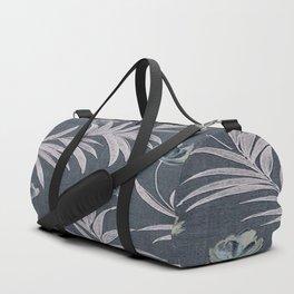 FLORAL#04 Duffle Bag