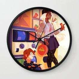 Voltron: Allura & Pidge Wall Clock