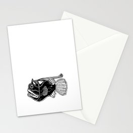 Deep Sea Stationery Cards