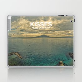 Kisses from Sorrento Laptop & iPad Skin