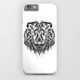 Mr Lion Ecopop iPhone Case