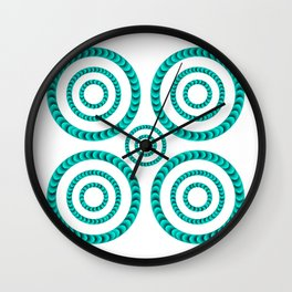 Optical illusions | 01  Wall Clock