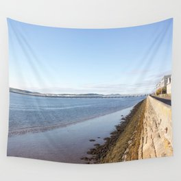 The River Tay Dundee 1 Wall Tapestry