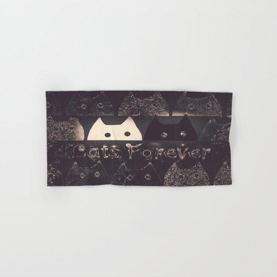 cats-61 Hand & Bath Towel