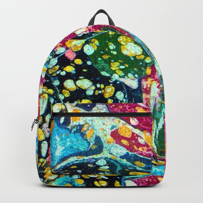 Spotted & Marbled Backpack
