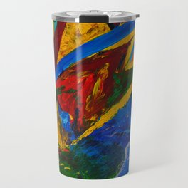Flight to freedom Travel Mug