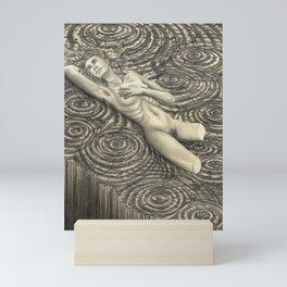 The betrayal of hope, Tereza Mini Art Print
