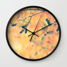 Oak nature photography Wall Clock