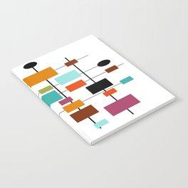 Mid-Century Modern Art 1.3.1 Notebook