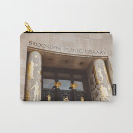 Brooklyn Public Library Carry-All Pouch