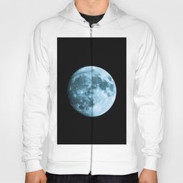 Moon - Space Photography Hoody