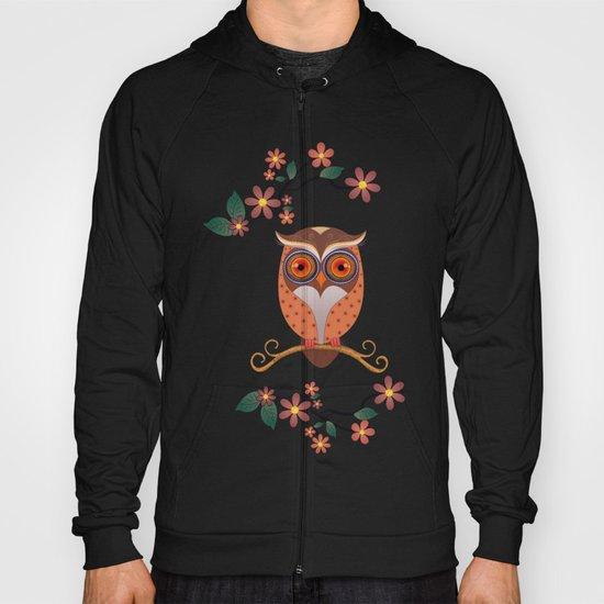 Summer Owl Hoody
