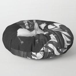Sexy Mistress Floor Pillow