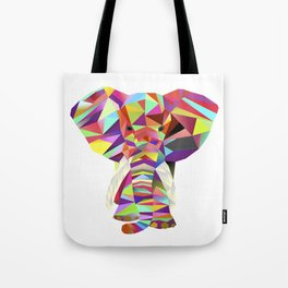 Emil Elephant Tote Bag