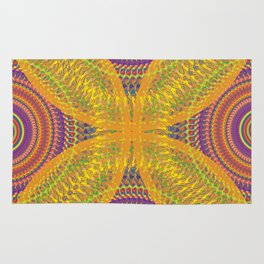 Fractal Artwork Rug