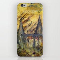 Country Castle iPhone & iPod Skin