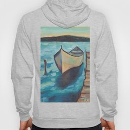 Boat to the Pier Hoody