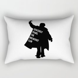 Sincerely Yours, The Breakfast Club Rectangular Pillow