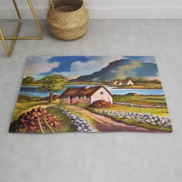 County Connemara 2  Rug