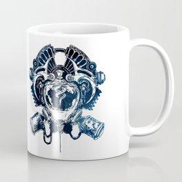 ZAUN Crest - League of Legends Coffee Mug