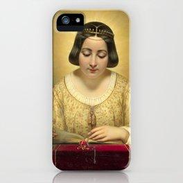 St Catherine iPhone Case