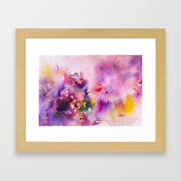 bacteria   Framed Art Print