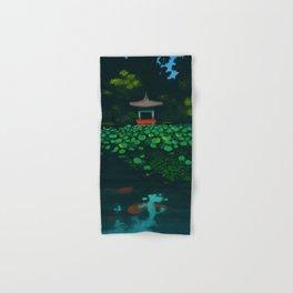 The Secret Garden Hand & Bath Towel