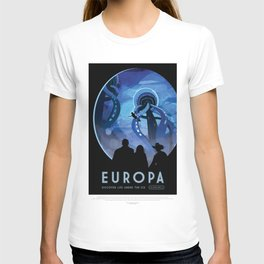 Old Sign / Europa T-shirt