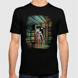 Trapped in Multiple Time Dimensions T-shirt