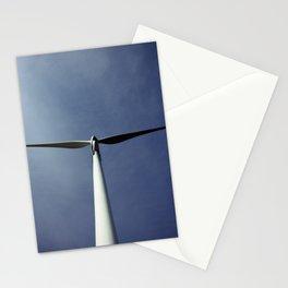 Wind Turbine Stationery Cards