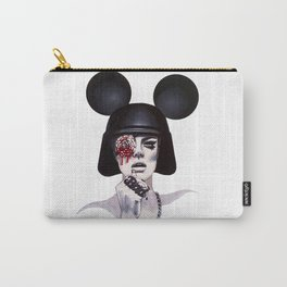 Bad Mouse Logo Carry-All Pouch