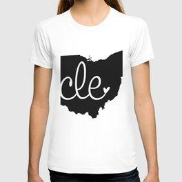 Love Cleveland T-shirt