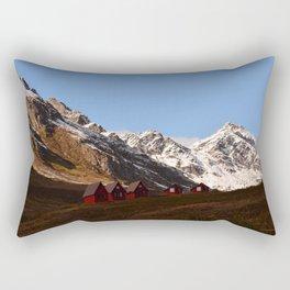 Hatcher Pass Termination Dust Rectangular Pillow